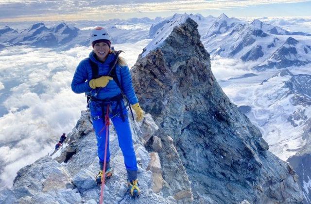Amy Kiplin Matterhorn