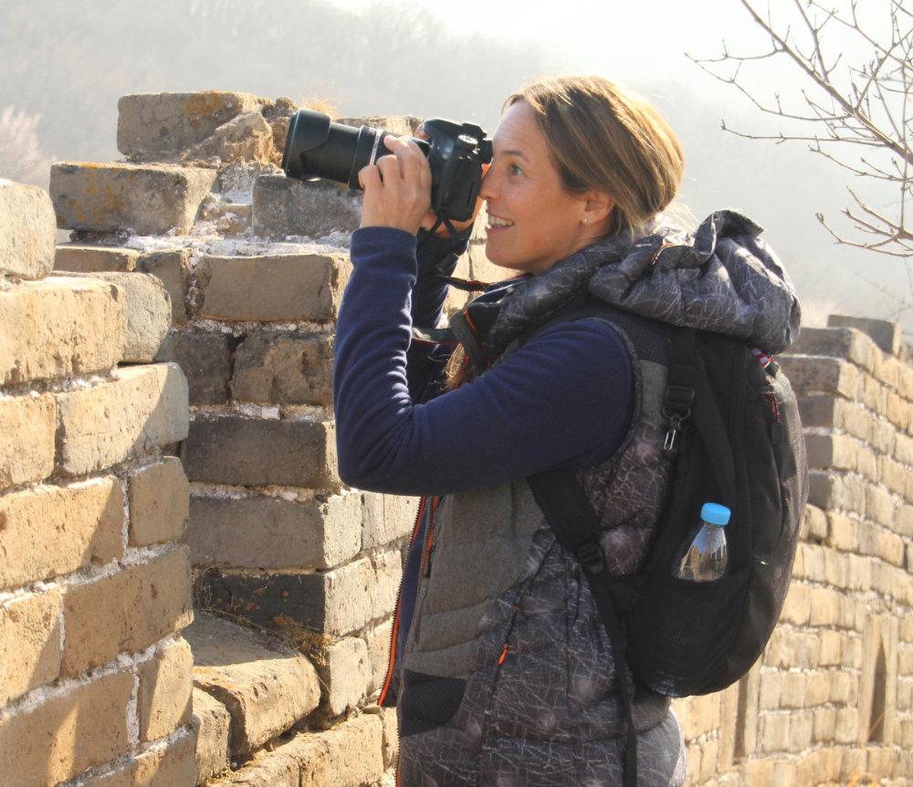 Emily Allchurch Great Wall