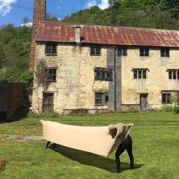 Skein, Collborative Performance, St Mary's Mill, Stroud