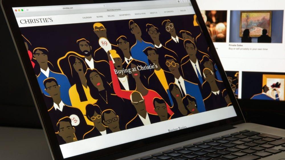 Buying Art Online