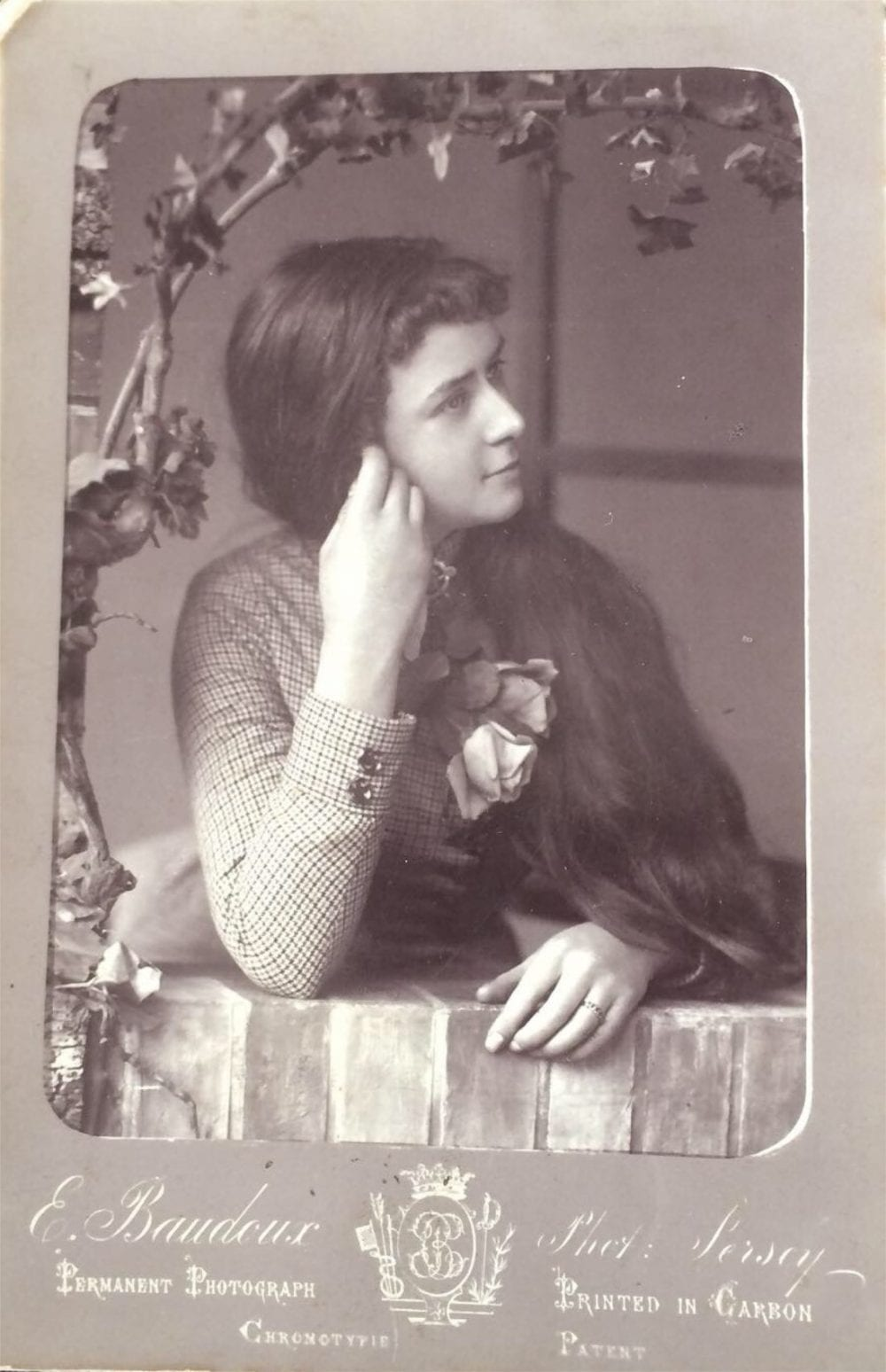 Cabinet Card 1887
