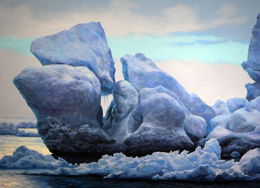 Frozen Forms Romeril